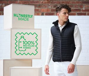 Regatta RGA861 - Quilted recycled polyester bodywarmer