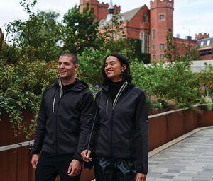 Regatta RGF620 - Mens bi-material fleece jacket