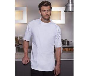 Karlowsky KYBJM3 - Short-sleeved kitchen shirt