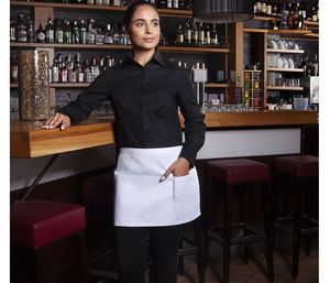 Karlowsky KYBVS3 - Basic apron with pocket