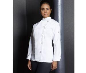 Karlowsky KYJF3 - Larissa womens chefs jacket