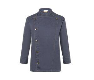 Karlowsky KYJM24 - Jeans-Style chefs jacket
