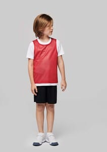 PROACT PA047 - Chasuble en filet léger multisports enfant