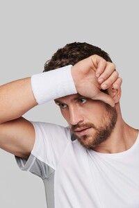 PROACT PA049 - Towelling multisport wristband