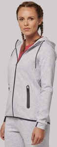 PROACT PA359 - Ladies' hooded sweatshirt
