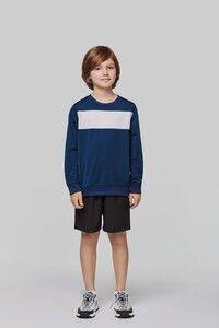 PROACT PA374 - Kids polyester sweatshirt