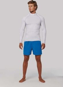 PROACT PA4017 - Mens technical long-sleeved T-shirt with UV protection