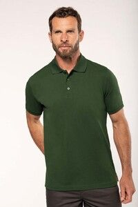 WK. Designed To Work WK207 - Mens eco-friendly polo shirt