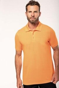 WK. Designed To Work WK274 - Mens shortsleeved polo shirt