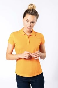 WK. Designed To Work WK275 - Ladies short-sleeved polo shirt