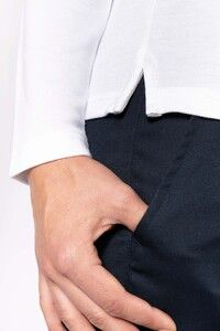 WK. Designed To Work WK277 - Ladies long-sleeved polo shirt