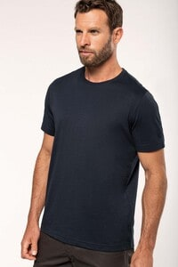 WK. Designed To Work WK302 - Mens eco-friendly crew neck T-shirt