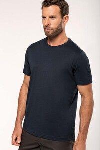 WK. Designed To Work WK302 - Mens eco-friendly crew neck T-shirt