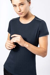 WK. Designed To Work WK3021 - Ladies short-sleeved DayToDay t-shirt
