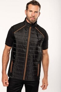 WK. Designed To Work WK606 - Dual-fabric DayToDay bodywarmer