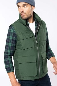 WK. Designed To Work WK615 - Quilted bodywarmer