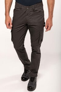WK. Designed To Work WK703 - Mens eco-friendly multipocket trousers