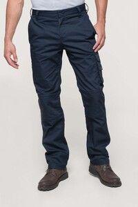 WK. Designed To Work WK795 - Multi pocket workwear trousers