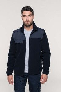 WK. Designed To Work WK9105 - Fleece jacket with removable sleeves