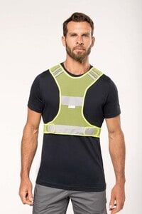 WK. Designed To Work WKP705 - Reflective mesh sports vest