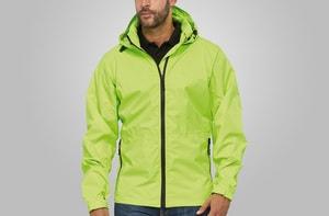 MACSEIS MS23002 - Jacket Light Infinity para ele Fluor Green