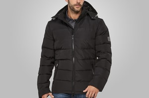 MACSEIS MS29001 - Jacket Down Tech Galaxy for him Black