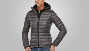 MACSEIS MS31004 - Jacket Down Tech Predator for her Grey/BK