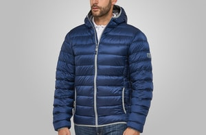 MACSEIS MS31005 - MS Jacket Down Tech Predator for him Blue Navy/SL