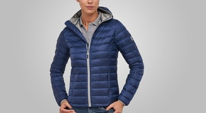 MACSEIS MS31006 - MS Jacket Down Tech Predator for her Blue Navy/SL