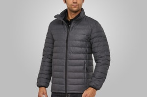 MACSEIS MS31007 - Jacket Down Tech Jet for him Grey Mel