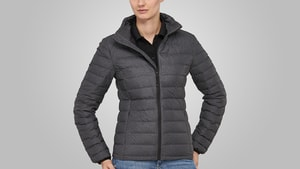 MACSEIS MS31008 - Jacket Down Tech Jet for her Grey Mel
