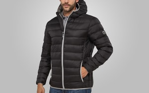 MACSEIS MS31009 - Jacket Down Tech Predator for him Black/SL