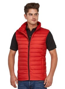 MACSEIS MS32003 - Bodywarmer Down Tech Sky for him Red