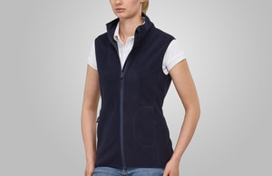 MACSEIS MS33014 - Soft Fleece Vest for her Blue Navy