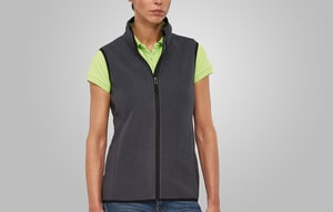 MACSEIS MS33016 - Soft Fleece Vest for her Grey