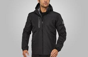 MACSEIS MS34001-1 - Jacket High Tech Performer Black/GR