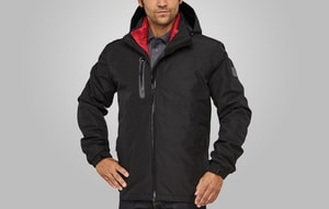 MACSEIS MS34001-2 - Jacket High Tech Performer Black/RD