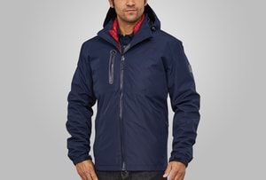 MACSEIS MS34002-2 - Jacket High Tech Performer Blue Navy/RD