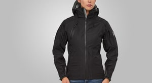 MACSEIS MS7003 - Jacket High Tech Excel for her Black