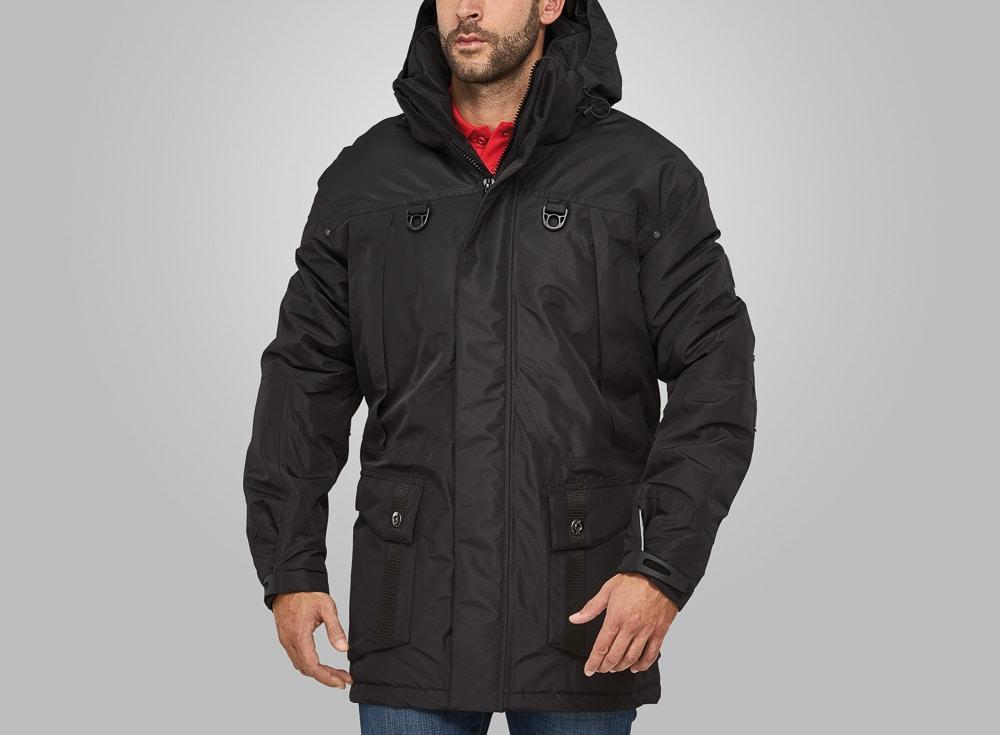 MACSEIS MS9001 - Jacket High Tech Explore Black
