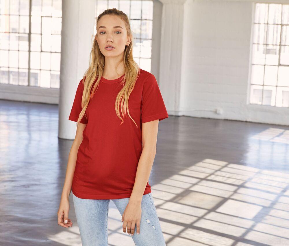 Women's-casual-t-shirt-Wordans