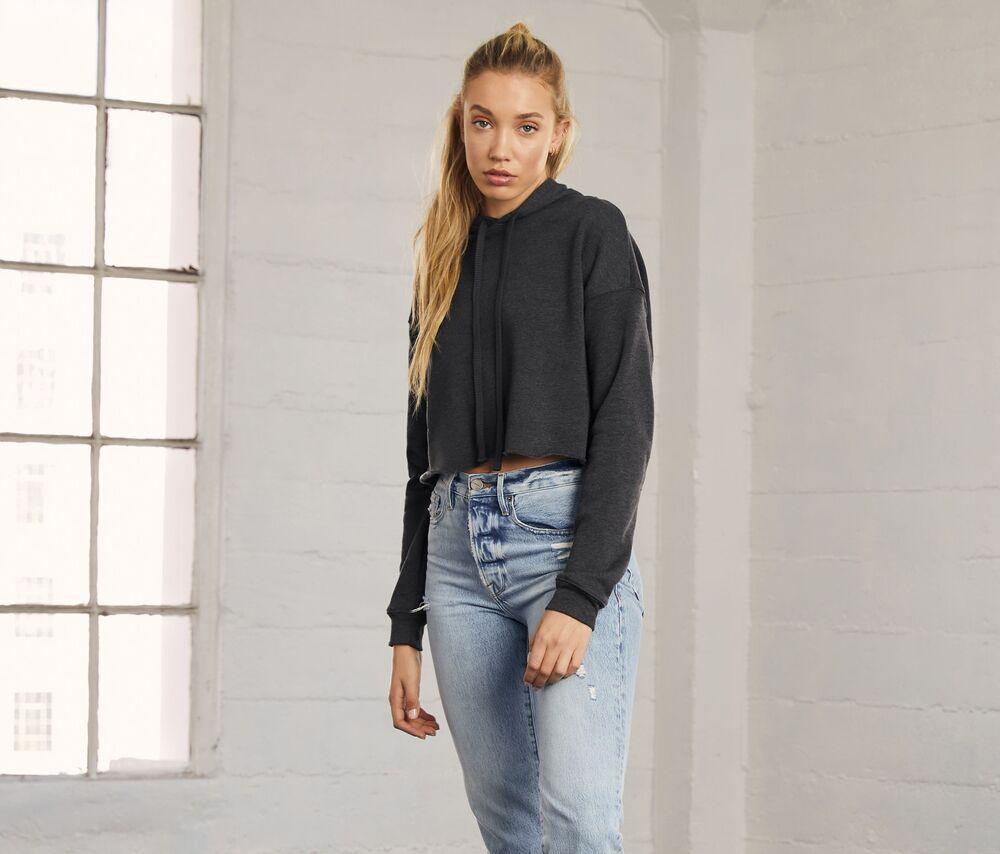 Women's-short-hoodie-Wordans