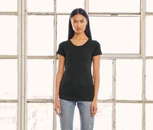Bella+Canvas BE8413 - Triblend Damen T-Shirt