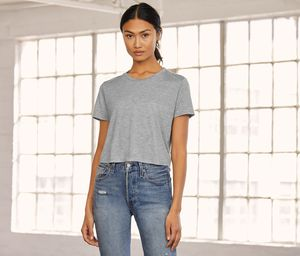 Bella + Canvas BE8882 - Camiseta corta para mujer
