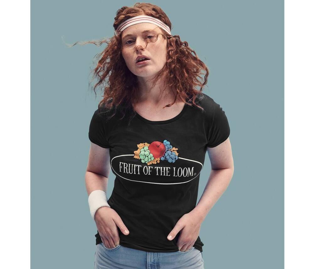 Fruit-of-the-Loom-logo-women's-t-shirt-Wordans