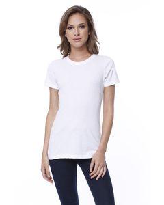 StarTee ST1410 - Ladies CVC Crew Neck T-shirt