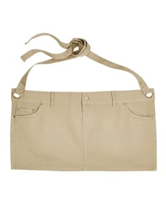 Artisan Collection by Reprime RP133 - Unisex Cotton Chino Waist Apron