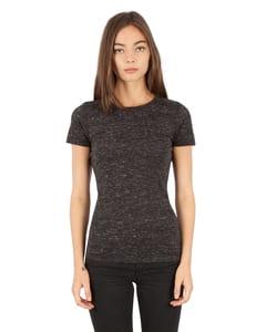 Simplex Apparel SI5010 - Ladies 4.3 oz Caviar T-Shirt