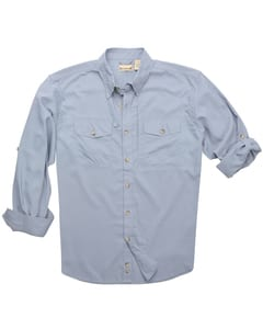 Backpacker BP7017 - Mens Expedition Travel Long-Sleeve Shirt