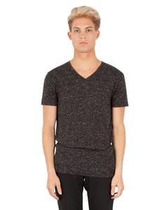 Simplex Apparel SI5320 - Mens  4.3 oz. Caviar V-Neck T-Shirt